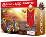 Magplayer Joc de Constructie Magnetic 40 Piese MPB-40 Jucarii de constructii magnetice