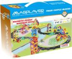 Magplayer Joc de Constructie Magnetic 99 Piese MPK-99 Jucarii de constructii magnetice