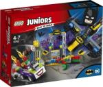 LEGO Juniors - Joker támadása a Denevérbarlang ellen (10753)