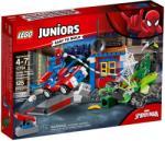 LEGO Juniors - Pókember és Skorpió utcai leszámolása (10754)