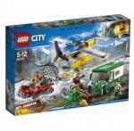 LEGO City - Rablás a hegyi folyónál (60175)