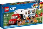 LEGO City - Furgon és lakókocsi (60182)