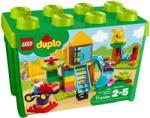 LEGO Duplo - Nagy játszótéri elemtartó doboz (10864)