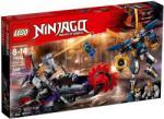 LEGO Ninjago - Killow Szamuráj X ellen (70642)