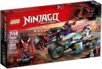 LEGO Ninjago - A Jaguárkígyó utcai verseny (70639)