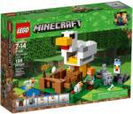 LEGO Minecraft - Tyúkól (21140)