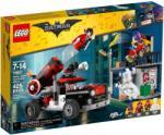 LEGO The Batman Movie - Harley Quinn ágyúgolyós támadása (70921)