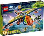 LEGO Nexo Knights - Aaron X-hajója (72005)