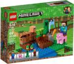 LEGO Minecraft - A dinnyefarm (21138)