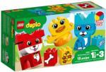 LEGO Duplo - Első házikedvencek kirakóm (10858)