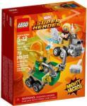 LEGO Super Heroes - Mighty Micros - Thor és Loki összecsapása (76091)