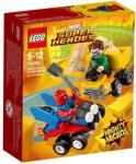 LEGO Super Heroes - Mighty Micros - Skarlát Pók és Homokember összecsapása (76089)