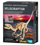 4M Kidz Labs - Dinoszaurusz régész készlet - Velociraptor