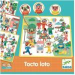 DJECO Eduludo Tocto Loto fejlesztőjáték