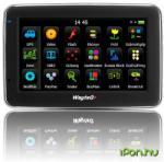 WayteQ x850 GPS navigáció