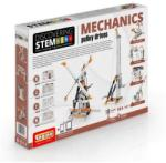 Engino Discovering Stem Mechanics - Csiga meghajtások építőjáték