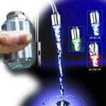 Easy-Bid LF-01 LED világító csap vízkiömlő perlátor egység
