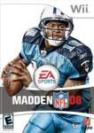Electronic Arts Madden NFL 08 (Wii) Software - jocuri