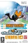 BANDAI Family Trainer Extreme Challenge (Wii) Software - jocuri