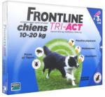 Merial Frontline Tri-Act caini 10-20 kg (3 pipete M)