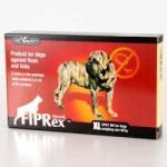 VET-AGRO Fiprex Spot On caini peste 40 kg (3 pipete XL)