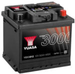 YUASA 50Ah 420A Jobb+ (YBX3012)