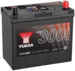 YUASA 45Ah 400A Jobb+ (YBX3053)