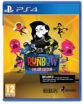 Headup Games Runbow [Deluxe Edition] (PS4) Játékprogram