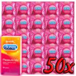 Durex Pleasure Me (Pleasuremax) - Maximális kéj 50db