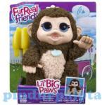 Fur Real Friends Giggi interaktív plüss majom Hasbro