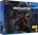Sony PlayStation 4 Slim 500GB (PS4 Slim 500GB) + Uncharted The Lost Legacy Конзоли за игри