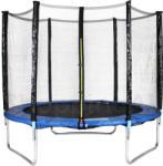 HORNsport 244cm trambulin védőhálóval