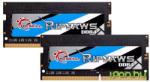 G.SKILL 16GB (2x8GB) DDR4 3200MHz F4-3200C16D-16GRS