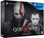 Sony PlayStation 4 Pro Jet Black (PS4 Pro 1TB) + God of War Конзоли за игри