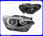 BMW 1 F20, F21 2011.07-2015.01 Fényszóró jobb XENON (D1S/2xLED) motorral (izzó és elektronika nélkül) DEPO 444-1182RMLDHEM