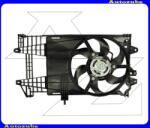 """Lancia YPSILON 2/2 2006.10-2010.12 Hűtőventilátor komplett """"1.2 16V"""" (Klímás) 0504.1031"""