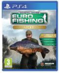 Maximum Games Euro Fishing [Collector's Edition] (PS4) Játékprogram