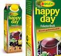 Happy Day Feketeribizli 25% 1 l