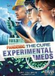Z-Man Games Pandemic: The Cure - Experimental Meds kiegészítő