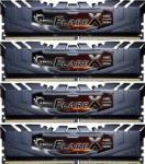 G.SKILL FlareX 32GB (4x8GB) DDR4 3200MHz F4-3200C14Q-32GFX