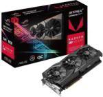 ASUS Radeon RX VEGA56 OC 8GB HBM2 2048bit PCIe (ROG-STRIX-RXVEGA56-O8G-GAMING) Videokártya