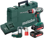Metabo BS 18 QUICK SET (602217870)