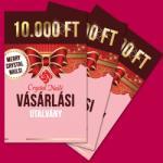 Crystal Nails - Crystal Nails vásárlási utalvány - 10.000Ft értékben