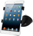 PRC Univerzális, tapadókorongos autós tablet tartó fehér-szürke - autokihangosito