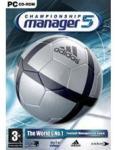 Eidos Championship Manager 5 (PC) Software - jocuri