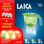 LAICA Stream + 3 Filter J998 Cana filtru de apa