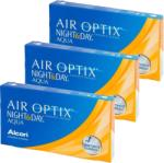 Alcon Alcon / Ciba Vision Alcon / Ciba Vision Air Optix Night & Day Aqua lunare 3 x 6 lentile / cutie