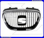 Seat ALTEA XL 2006.10-2009.03 /5P/ Hűtődíszrács krómkerettel (embléma nélkül) 6612990A1