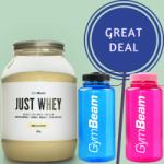 GymBeam Just Whey - 1000g