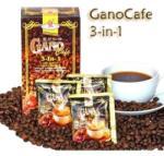 GanoCafe 3in1 instant 20 plicuri
